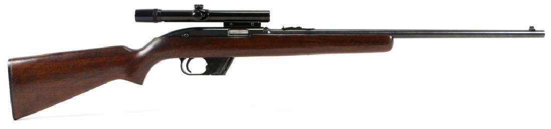 WINCHESTER MODEL 77 .22 CAL RIFLE