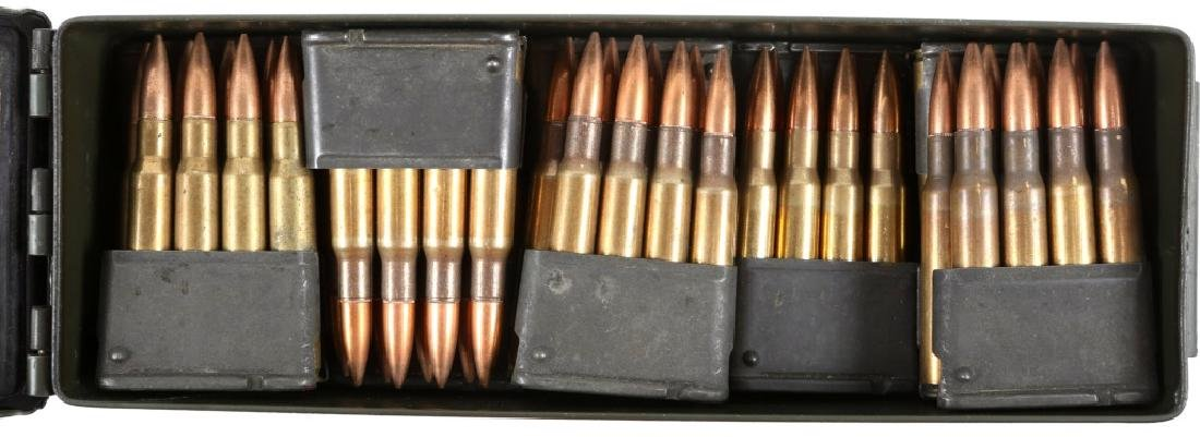 APPROXIMATELY 280 ROUNDS OF .30-06 AMMUNITION