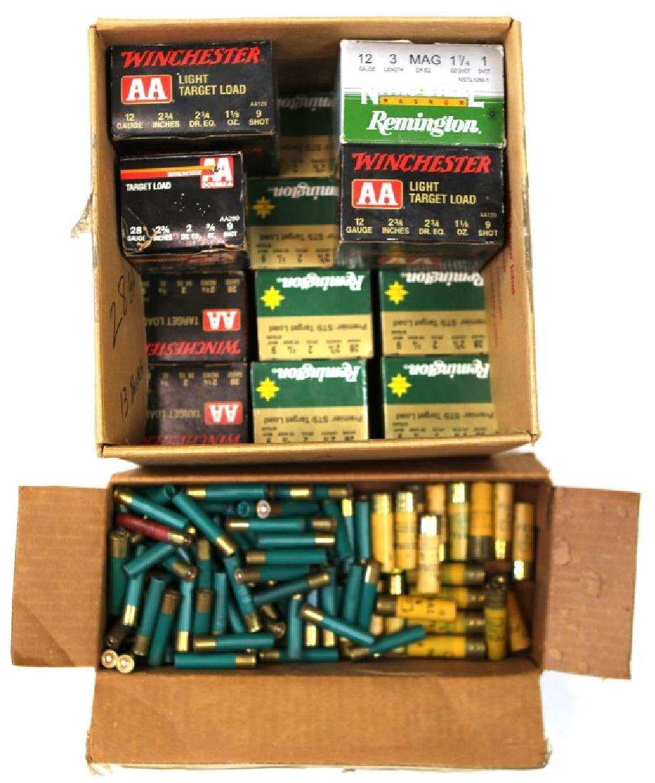 500+ ASSORTED SHOTGUN  ROUNDS