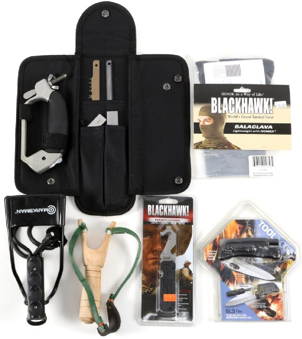 SURVIVAL TOOLS AND GEAR LOT