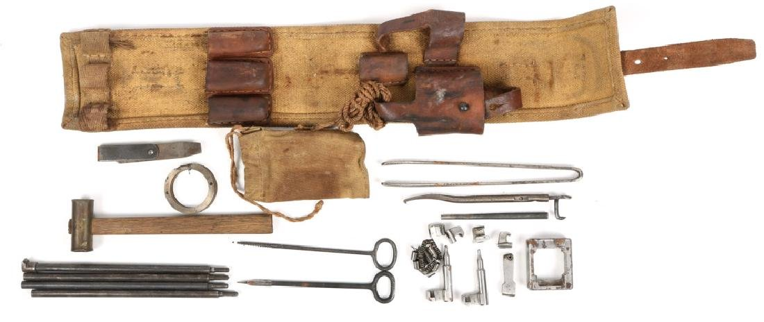 JAPANESE MODEL 1939 LIGHT MACHINE GUN TOOL KIT