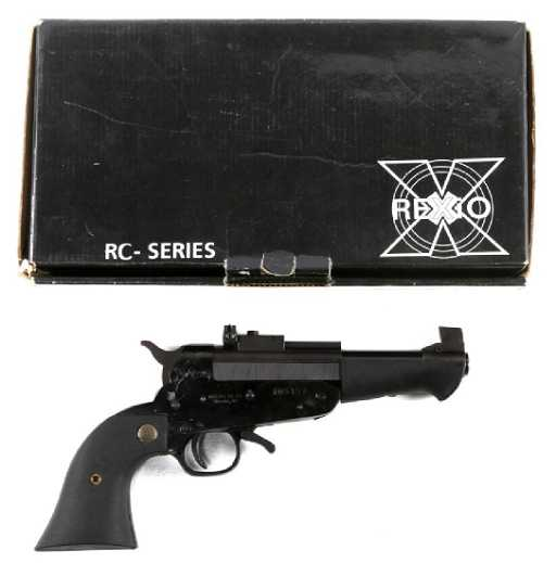 vam rexio model rc3 22 m s 22 mag pistol