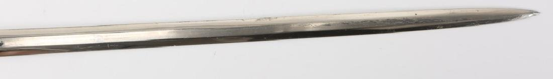 WWII GERMAN EARLY LUFTWAFFE SWORD BY DAVID MALSCH - 5