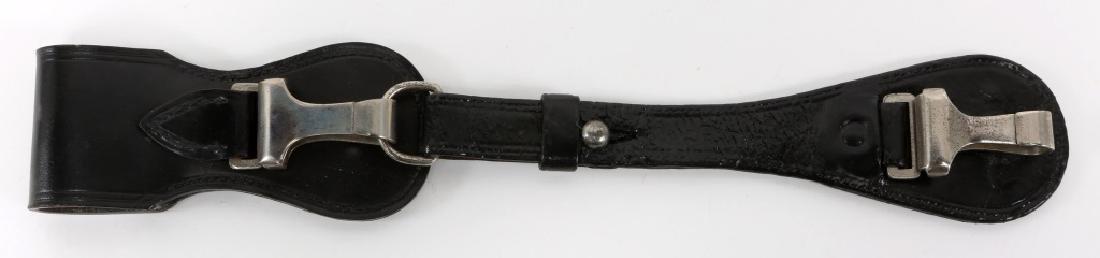 WWII GERMAN SS POLICE 2 PART SWORD HANGER