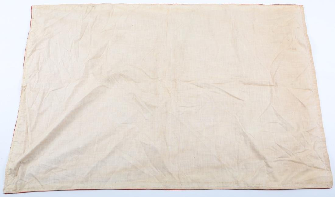 WWII US NAVY SUBMARINE BATTLE FLAG USS JACK - 3