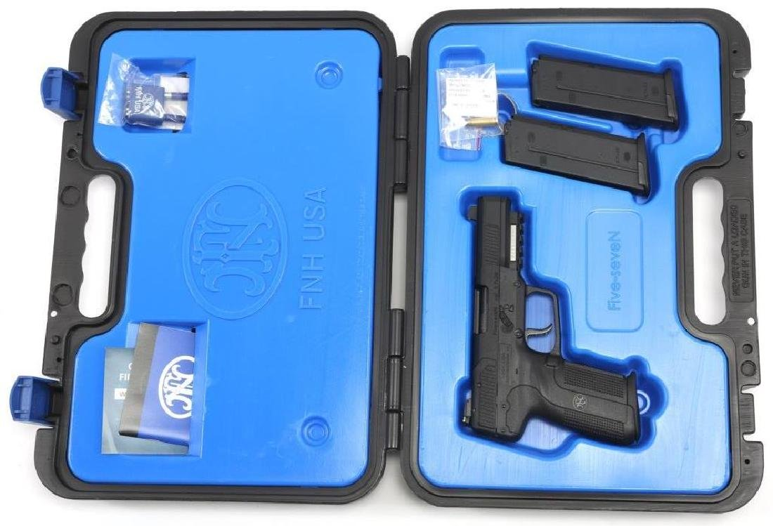 FN HERSTAL FIVE-SEVEN 5.7mm PISTOL - 3