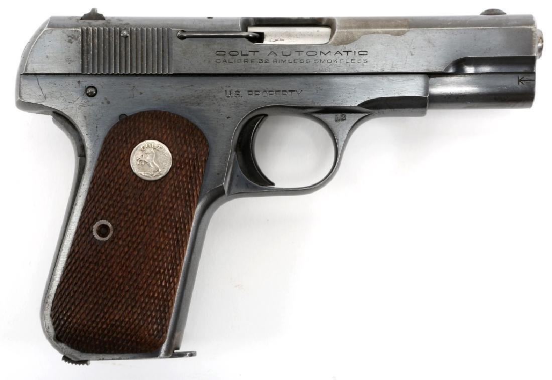1941 US COLT MODEL 1903 .32 CAL PISTOL