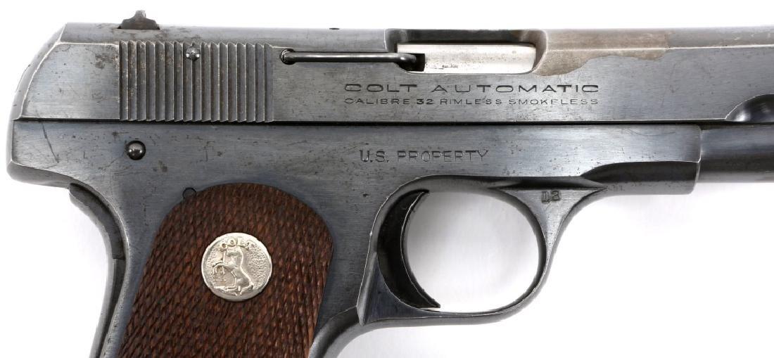 1941 US COLT MODEL 1903 .32 CAL PISTOL - 2