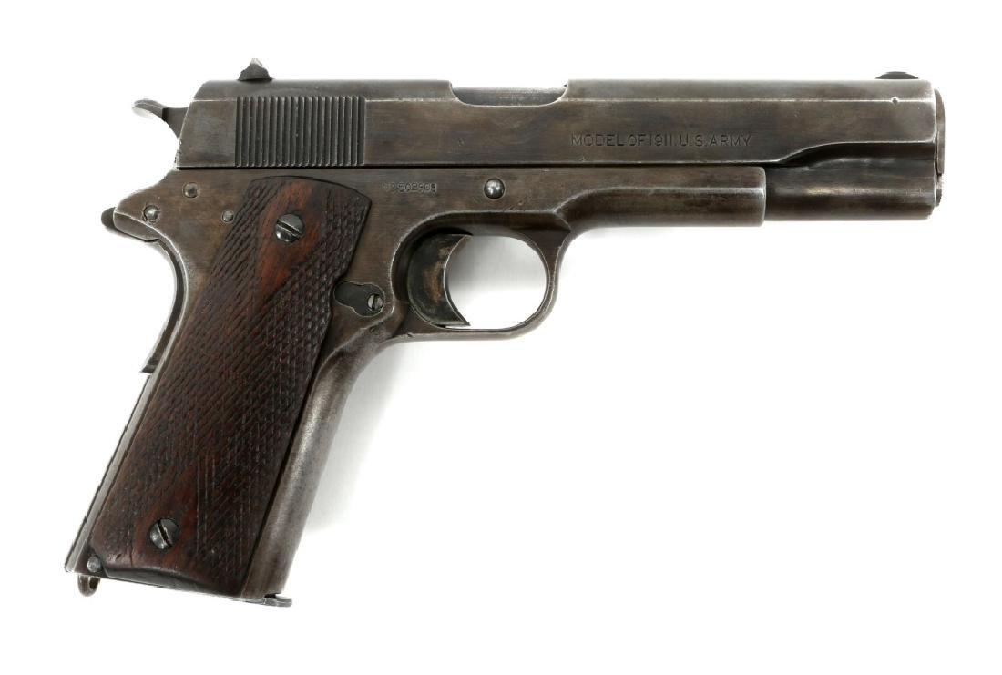 1918 US COLT MODEL 1911 .45 CAL PISTOL