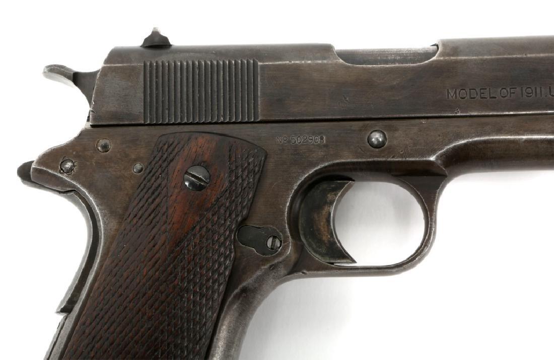 1918 US COLT MODEL 1911 .45 CAL PISTOL - 2