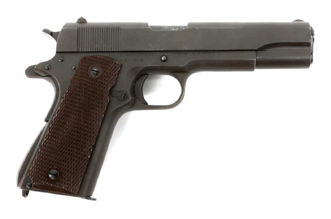1943 US COLT MODEL 1911A1 .45 CAL PISTOL