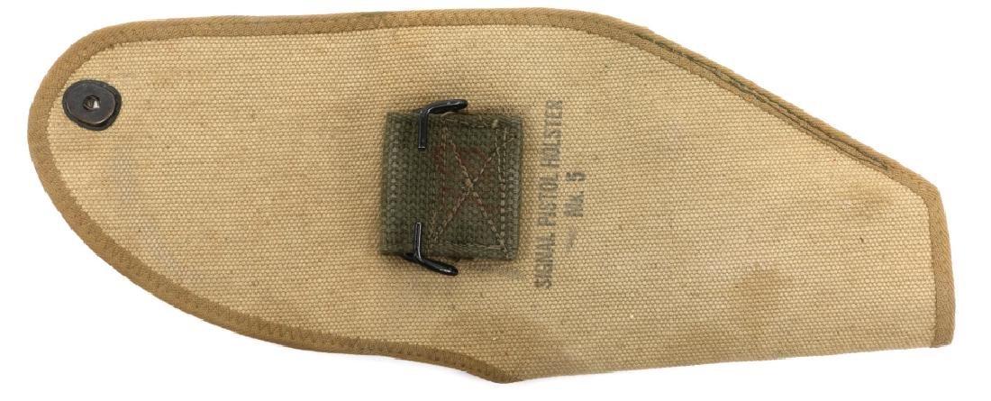 1943 US WWII USN SEDGLEY MARK 5 SIGNAL PISTOL - 10