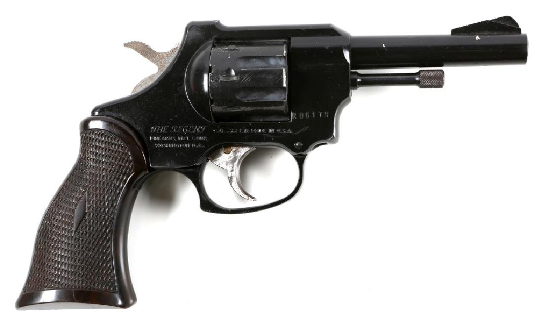 FIREARMS INTERNATIONAL REGENT REVOLVER .22 LR