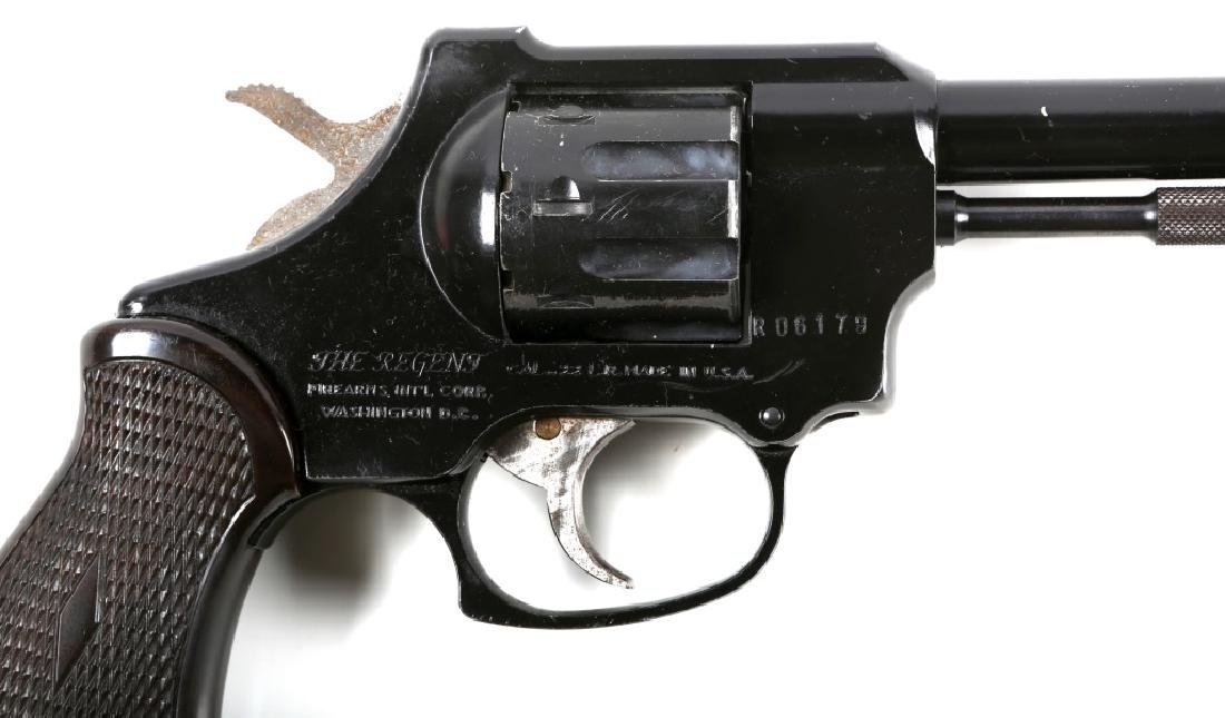 FIREARMS INTERNATIONAL REGENT REVOLVER .22 LR - 2