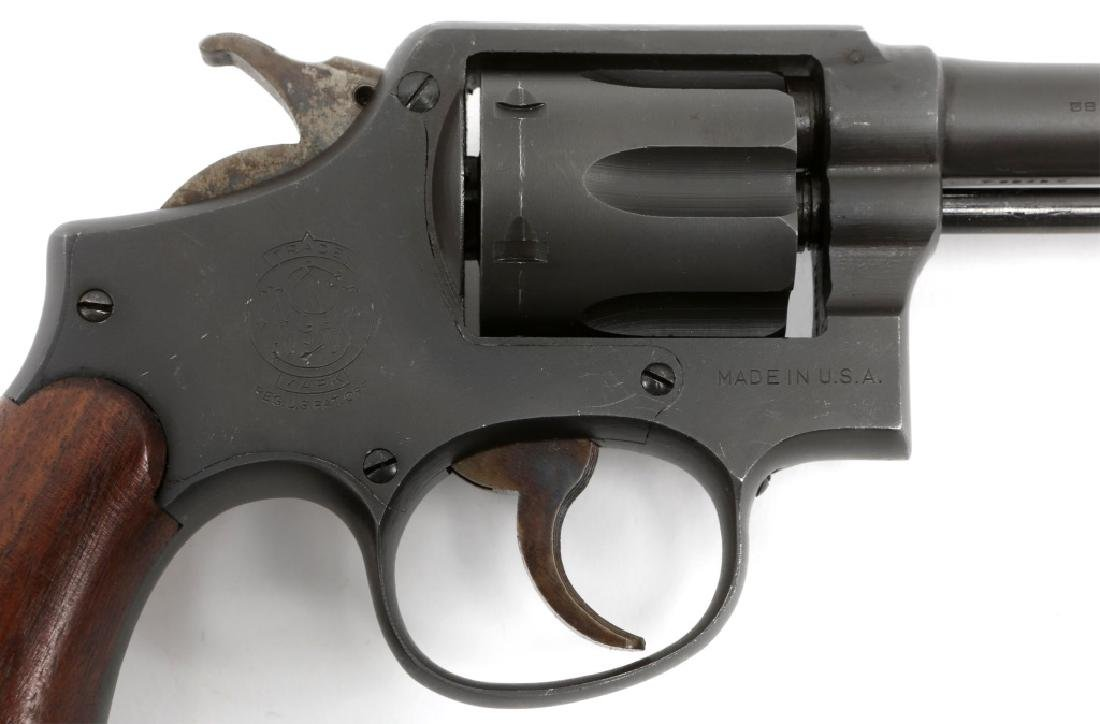 SMITH & WESSON VICTORY MODEL .38 SPECIAL REVOLVER - 2