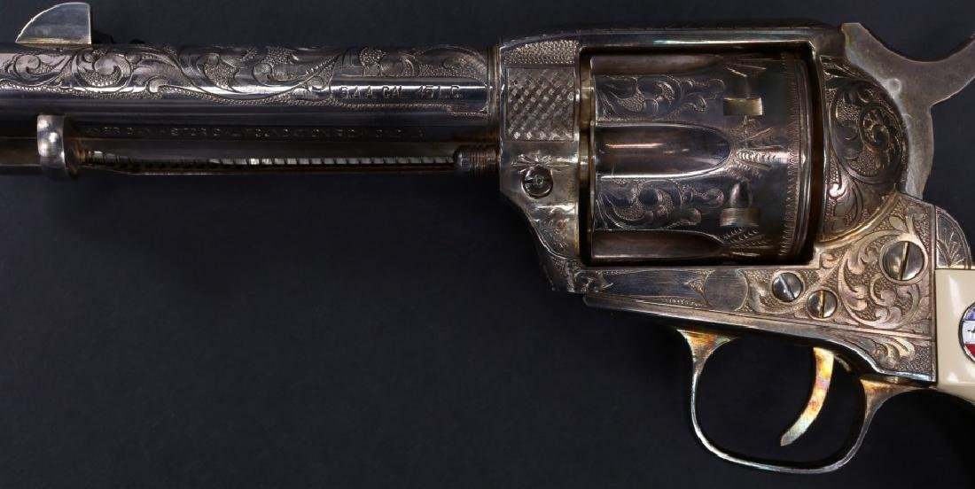 UBERTI COLT MODEL 1873 SAA PATTON COMMEMORATIVE - 5
