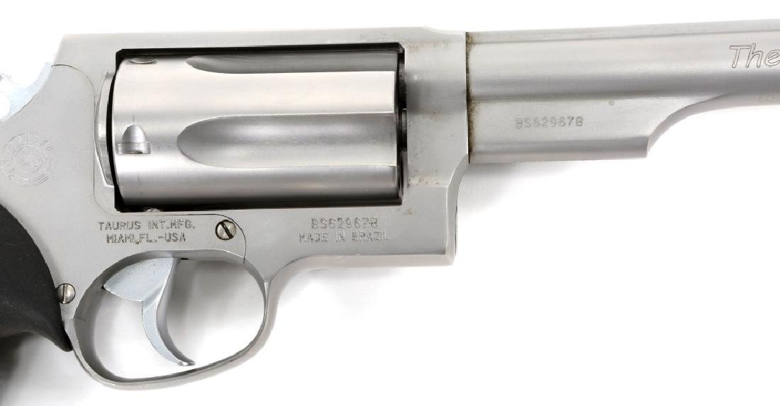 TAURUS THE JUDGE 410 / .45 COLT REVOLVER - 3