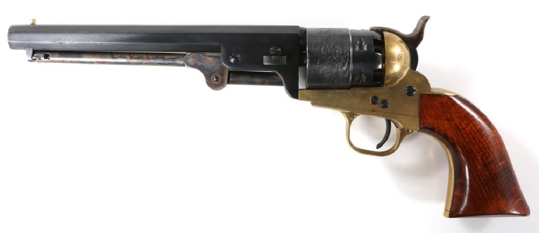 ASM COLT 1851 NAVY .44 CALIBER REVOLVER - 4