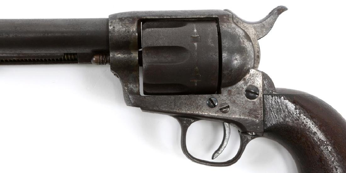 1884 COLT SINGLE ACTION ARMY REVOLVER - 4