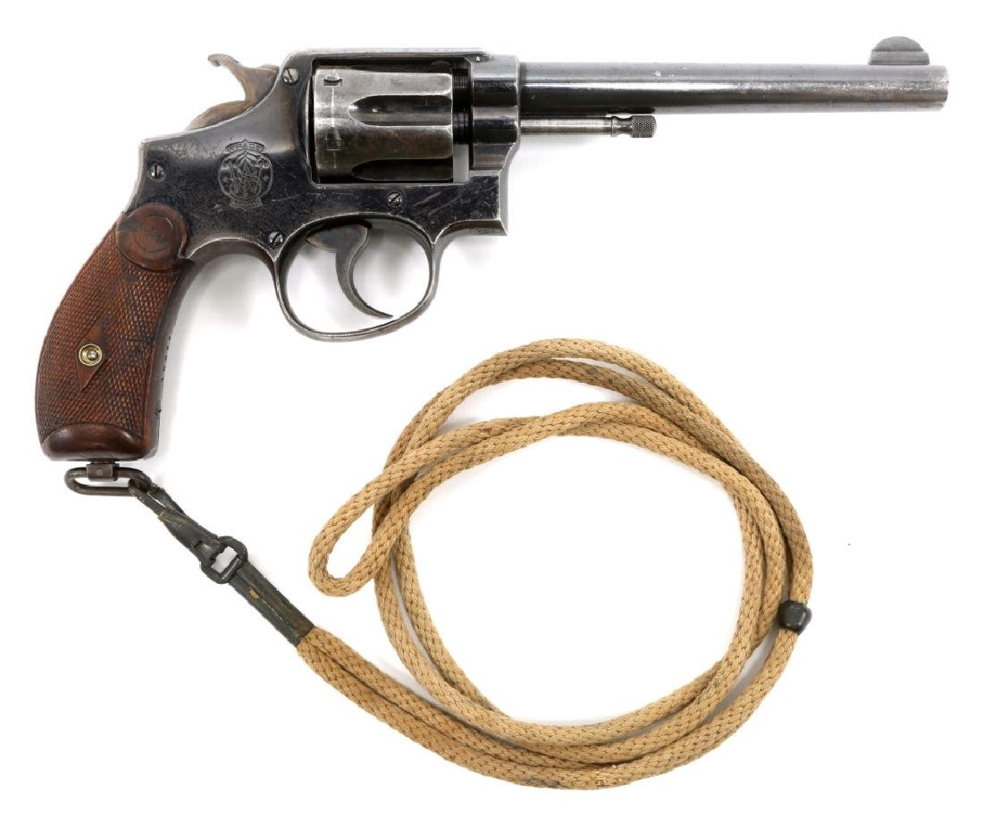 US ARMY SMITH AND WESSON MODEL 1899 REVOLVER