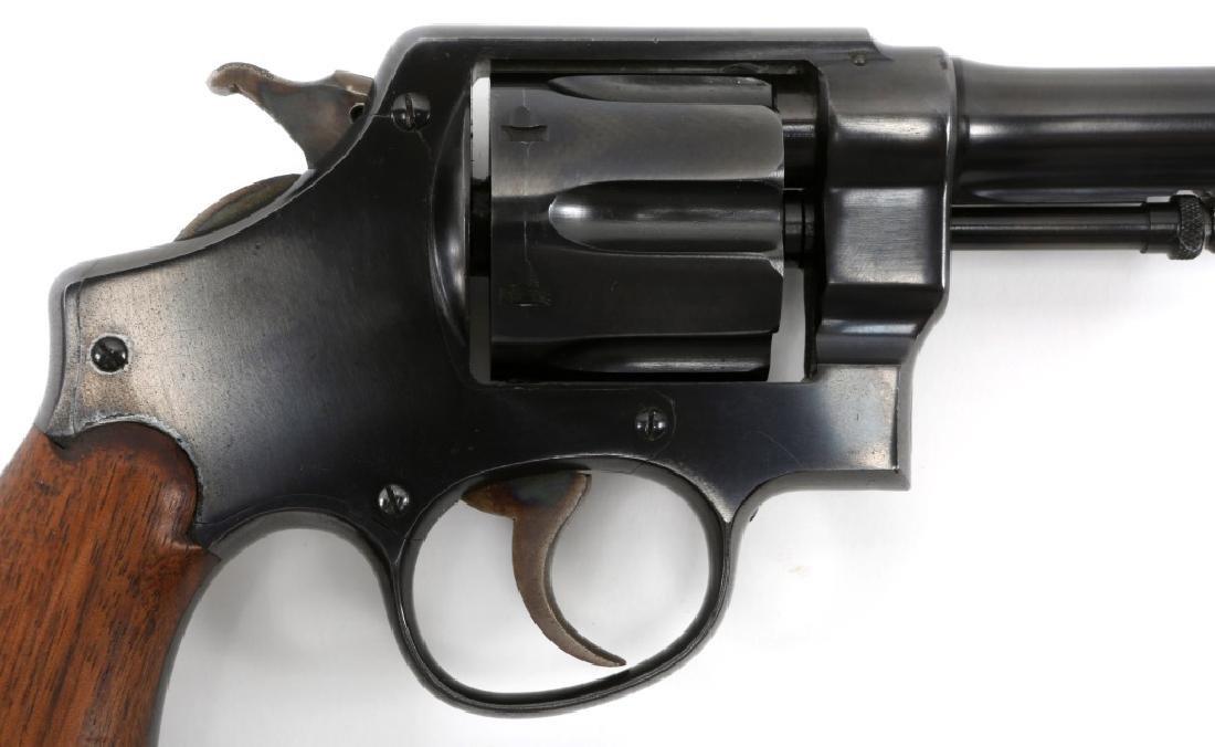 US SMITH & WESSON MODEL 1917 .45 CAL REVOLVER - 2