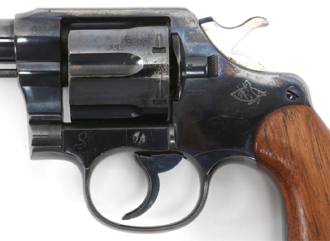 1911 US COLT MODEL 1909 ARMY .45 CAL REVOLVER - 4