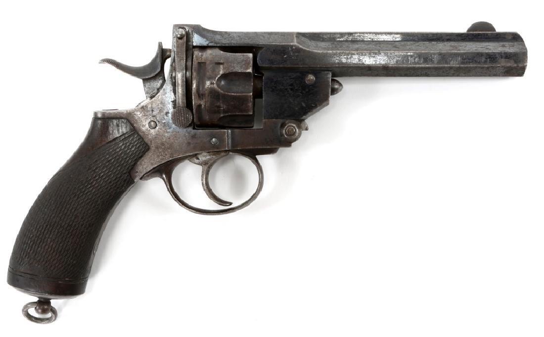 WEBLEY PRYSE MODEL 1877 .450 ADAMS CAL REVOLVER