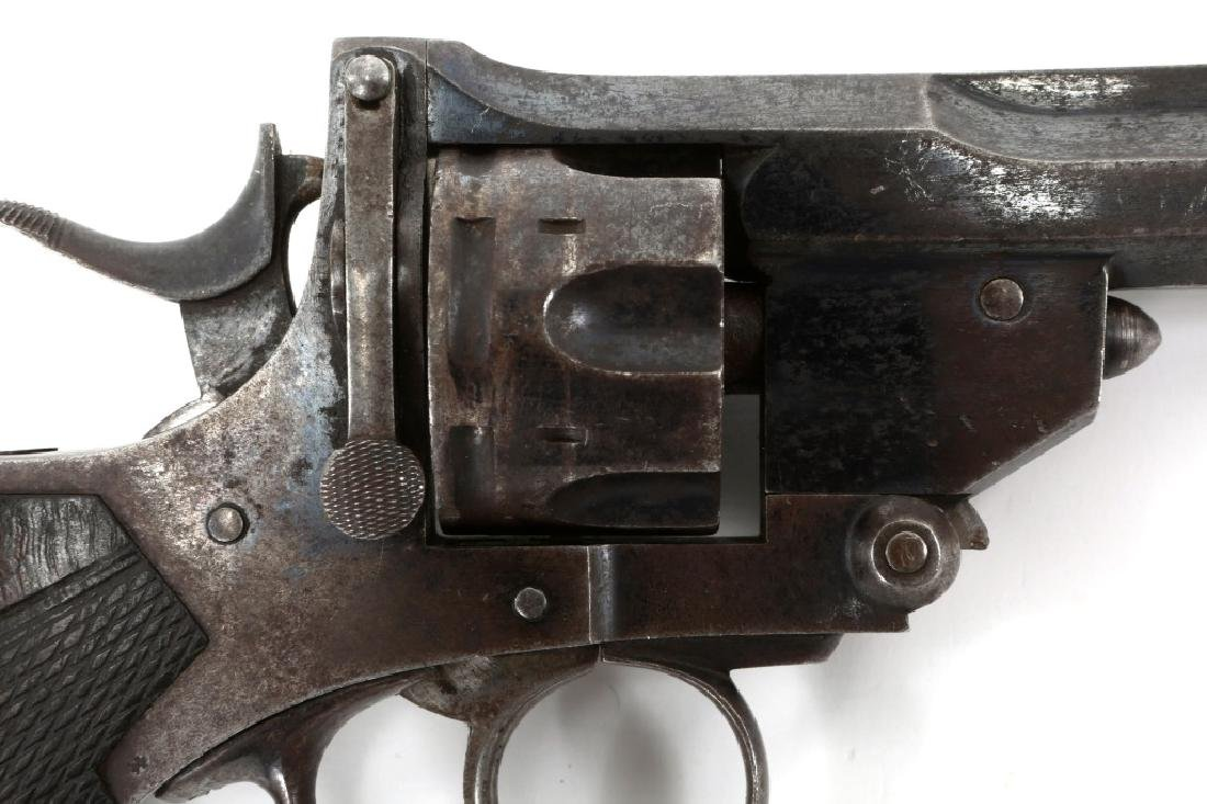 WEBLEY PRYSE MODEL 1877 .450 ADAMS CAL REVOLVER - 2