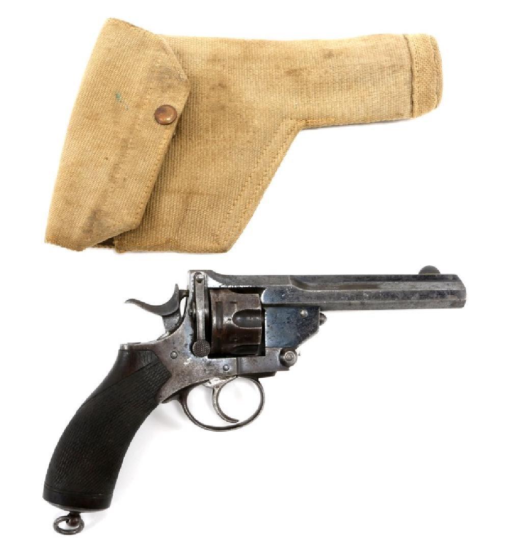 WEBLEY PRYSE MODEL 1877 .450 ADAMS CAL REVOLVER - 9