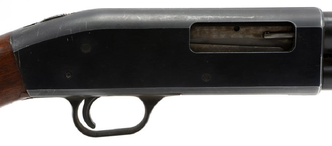 PUMP ACTION SHOTGUN LOT OF 2 - 3