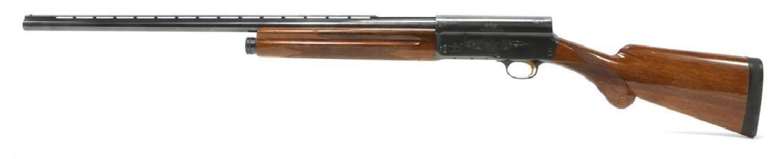 BROWNING A-5 LIGHT TWELVE SHOTGUN - 4