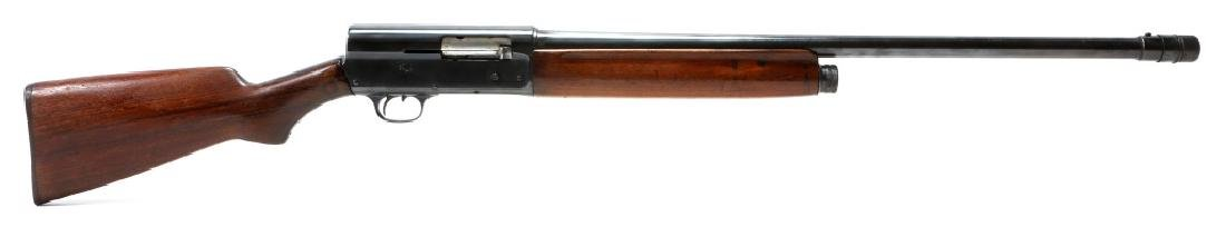 REMINGTON AUTOMATIC 12 GAUGE SHOTGUN - 4