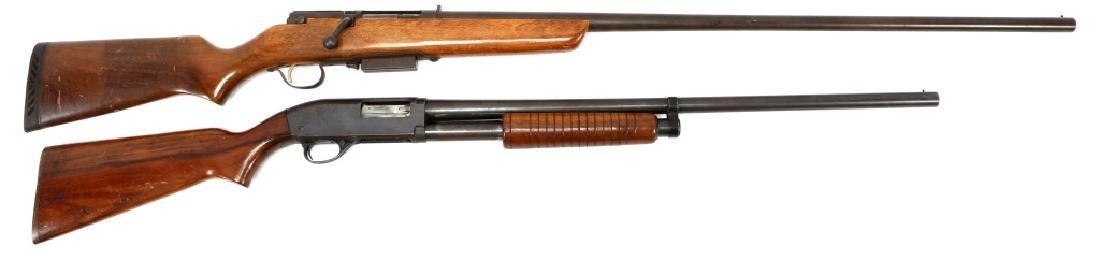 SHOTGUN 12 GA MIXED LOT OF 2