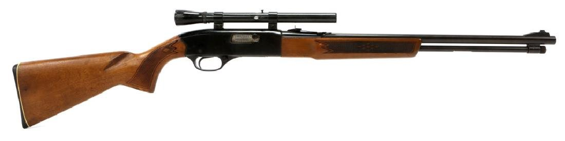 WINCHESTER MODEL 290 .22 CAL RIFLE WITH SCOPE