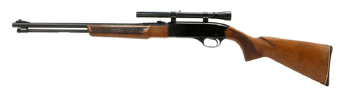 WINCHESTER MODEL 290 .22 CAL RIFLE WITH SCOPE - 3