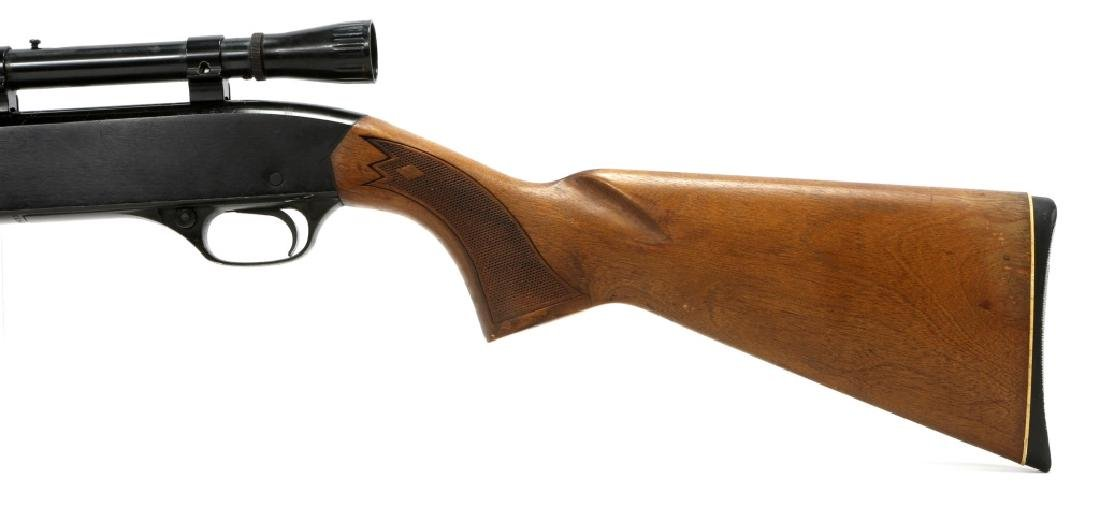 WINCHESTER MODEL 290 .22 CAL RIFLE WITH SCOPE - 4