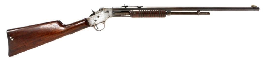 STEVENS VISIBLE LOADING REPEATER RIFLE