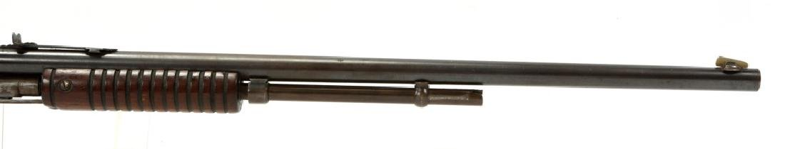 STEVENS VISIBLE LOADING REPEATER RIFLE - 3