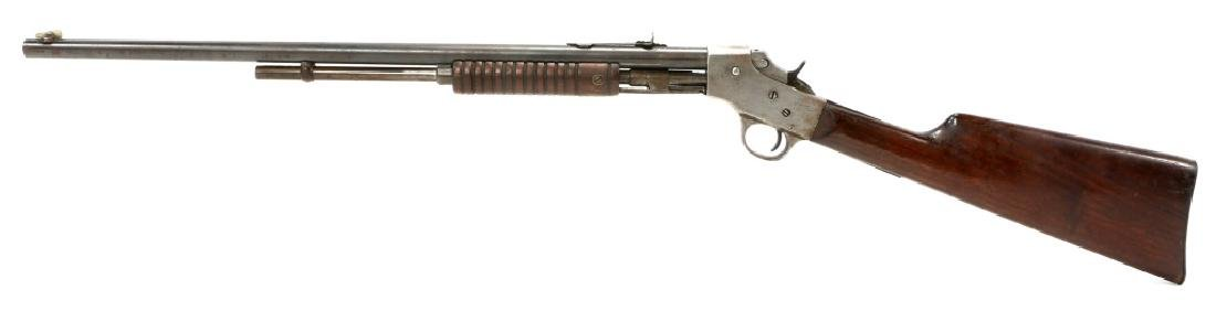 STEVENS VISIBLE LOADING REPEATER RIFLE - 4