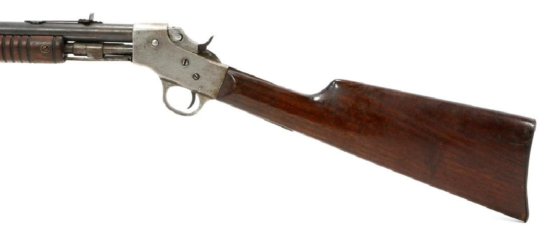 STEVENS VISIBLE LOADING REPEATER RIFLE - 5