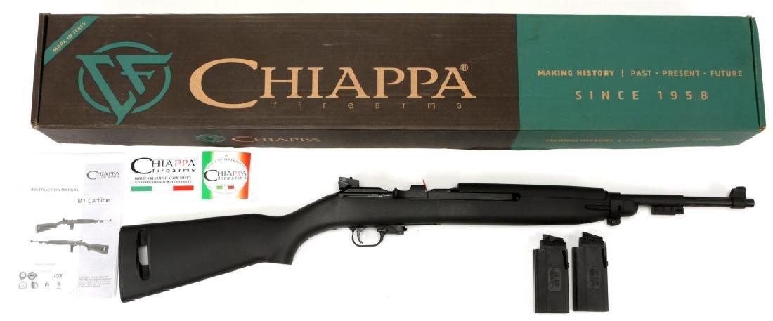 CHIAPPA MODEL M1-22 .22 CAL CARBINE