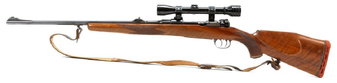 GERMAN A.BIEMELT BOHLER SPEZIAL .270 CAL RIFLE - 3