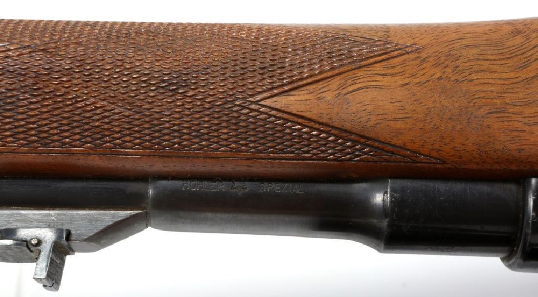 GERMAN A.BIEMELT BOHLER SPEZIAL .270 CAL RIFLE - 5
