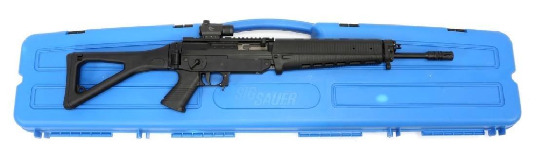 SIG SAUER MODEL SIG556R 7.62x39mm RIFLE