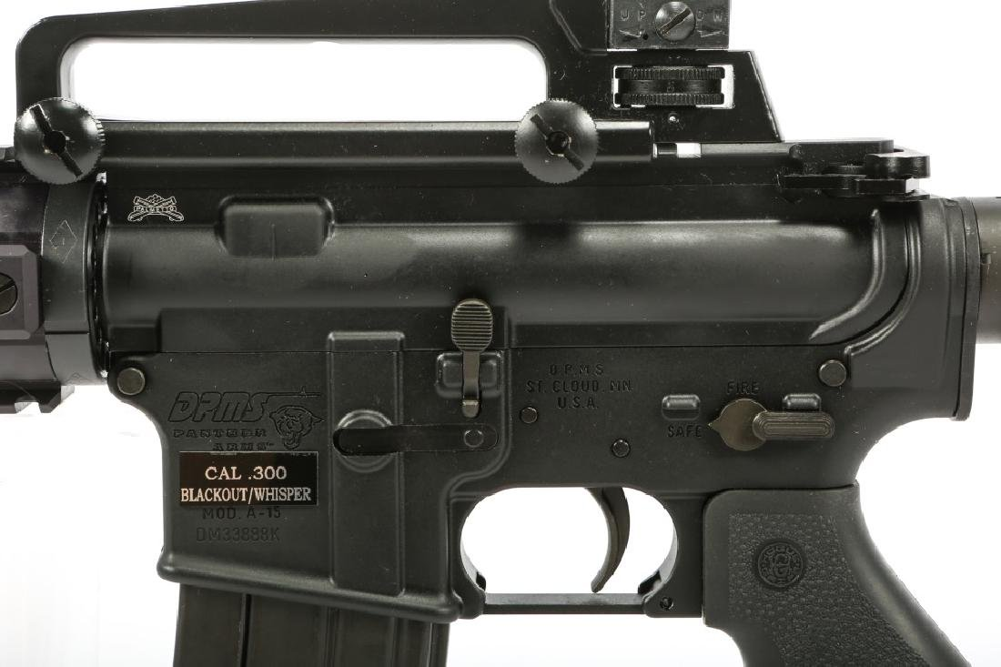 DPMS PANTHER MODEL A-15 .300 BLACKOUT RIFLE - 8
