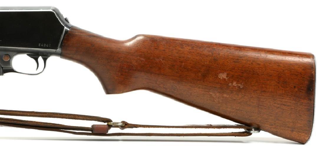 WINCHESTER MODEL 1907 RIFLE .351 CALIBER - 7