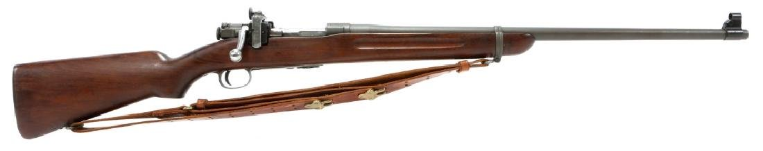 WWII US SPRINGFIELD MODEL M2 RIFLE .22 CAL