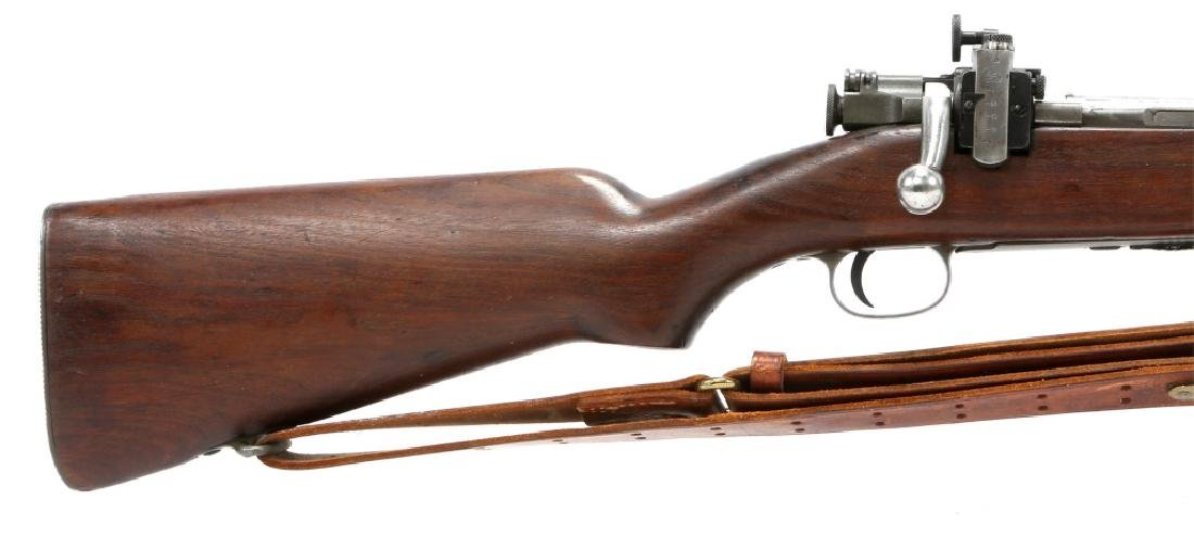 WWII US SPRINGFIELD MODEL M2 RIFLE .22 CAL - 2