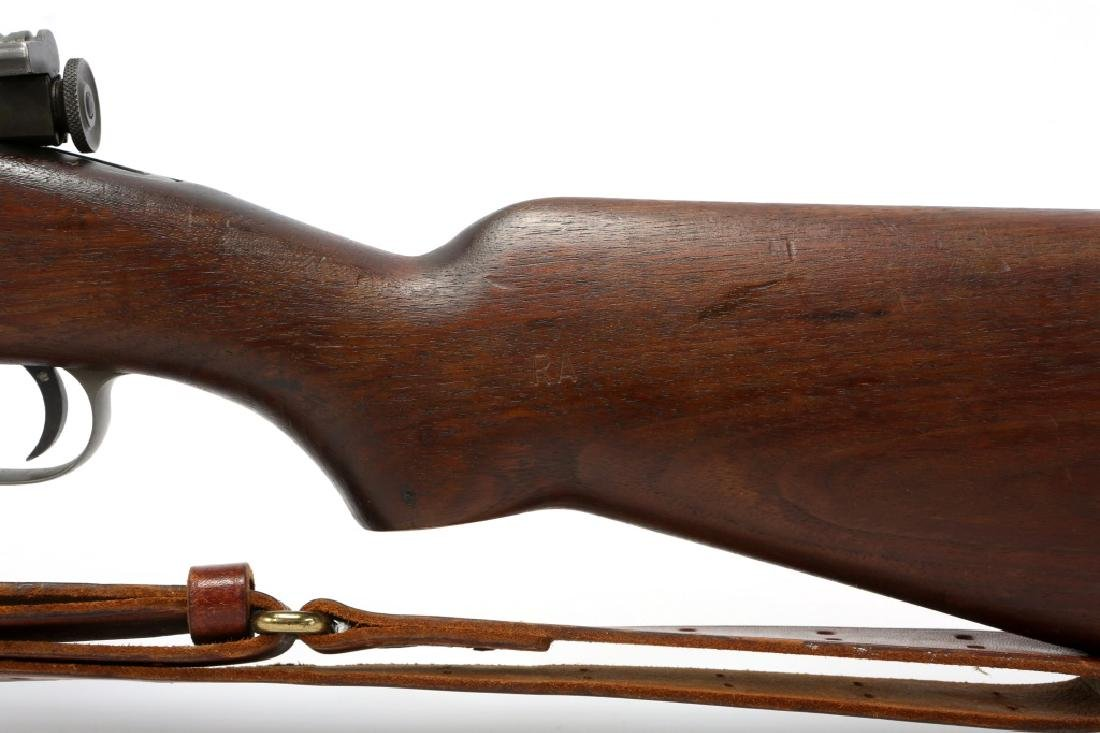 WWII US SPRINGFIELD MODEL M2 RIFLE .22 CAL - 8