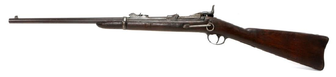 US SPRINGFIELD MODEL 1873 TRAPDOOR CARBINE - 5